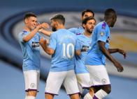 İşte Manchester City - Arsenal maçından öne çıkan kareler