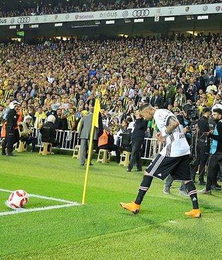 Fenerbahçe, Quaresma'yı TFF'ye şikayet etti