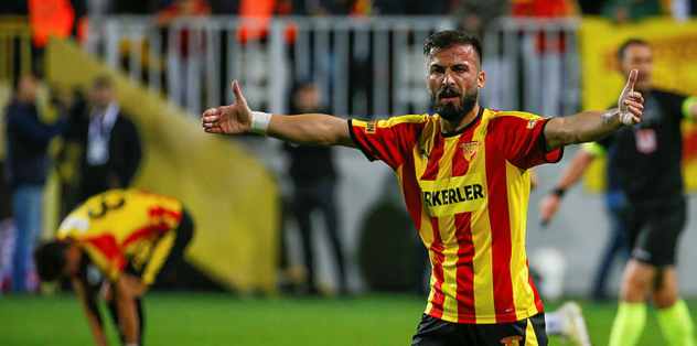 Göztepe'de yoğun mesai - Futbol -