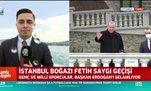 Başkan Erdoğan milli sporcuları selamladı!