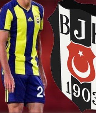 Fenerbahçeli oyuncunun ikiz kardeşi Beşiktaş'a! Genç yıldız...