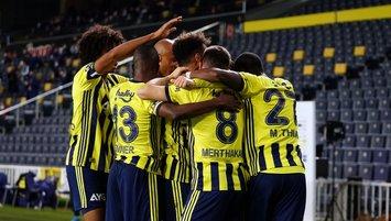 Fenerbahce beat Alanyaspor