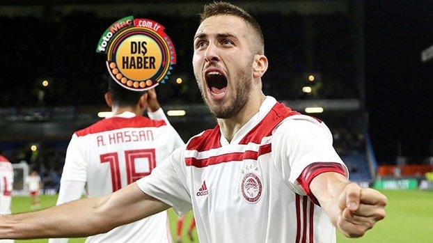 Fenerbahçe Kostas Fortounis için düğmeye basıyor! Menajerlik şirketine transfer talimatı...