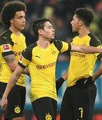 Borussia Dortmund şampiyonluk yarışında darbe aldı