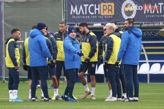 Fenerbahçeli yıldız rest çekti! 'Takımdan ayrılmak istiyorum'