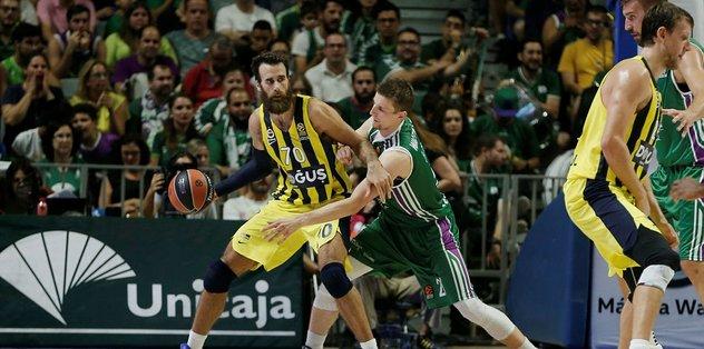 Fenerbahçe İspanya'da mağlup