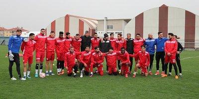 Boluspor'da tek hedef Süper Lig