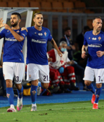 Fiorentina Lecce'yi ateşe attı!