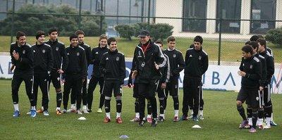 U-17 derbisi Beşiktaş'ın