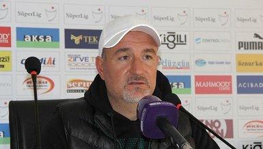 Son dakika spor haberleri: MKE Ankaragücü maçı sonrası Konyaspor Teknik Sorumlusu Ersan Parlatan: Rakibimizle puan farkını koruduk