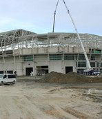 Hatay'ın yeni stadyumu bu yıl hizmete girecek