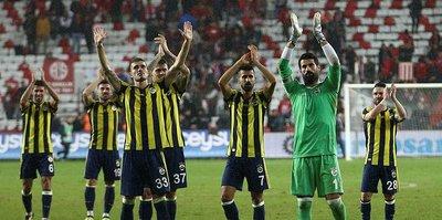 Fenerbahçe tırmanıyor