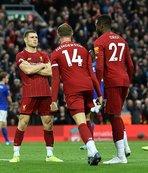 Liverpool rekora koşuyor! 3 galibiyet kaldı