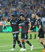 Trabzonspor'un gol yükünü yabancıları çekiyor