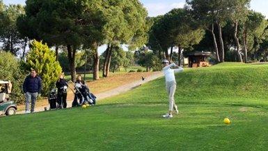 Türkiye Golf Turu'nda 4. Ayak başladı