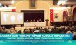 Galatasaray'da Divan Kurulu video konferansla toplandı