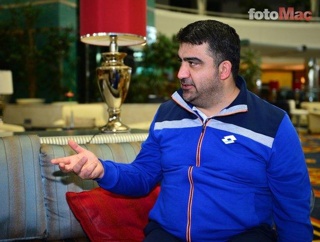 Ümit Özat'tan Ali Koç'a flaş çıkış: Adama gülerler!