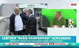 """""""Ahmet Nur Çebi ve grubu hesap sormazsa duman olur"""""""