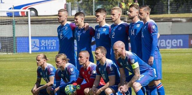 İzlanda'nın aday kadrosu belli oldu