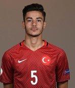 G.Saray'ın yıldız adaylarından Ozan Kabak: