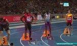 Milli atlet Ramil Guliyev Avrupa şampiyonu oldu!