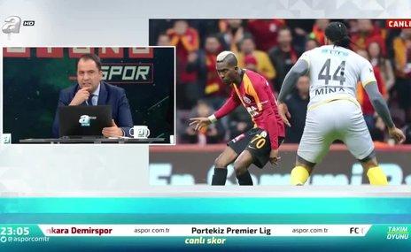 Seri'nin pozisyonu penaltı mı? Erman Toroğlu açıkladı!