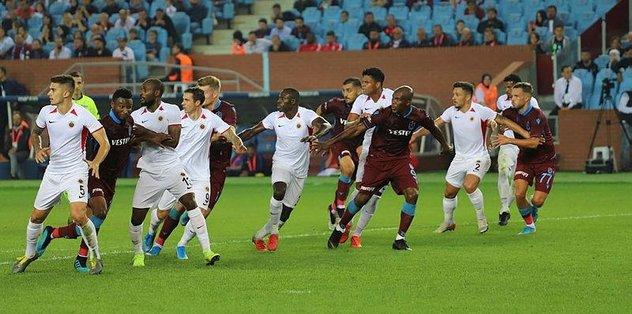 Trabzonspor 2-2 Gençlerbirliği   MAÇ SONUCU