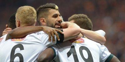 Atiker Konyaspor 3 puana kilitlendi