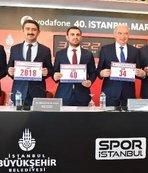 Vodafone 40. İstanbul Maratonu'na doğru