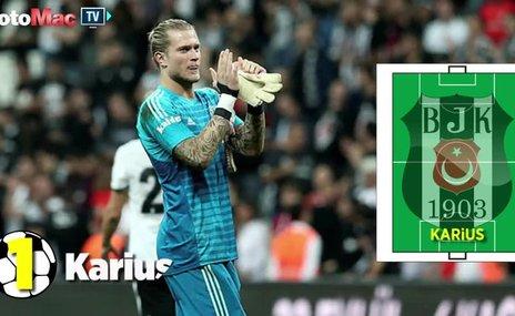 Beşiktaş'ın Malmö karşısındaki ilk 11'i