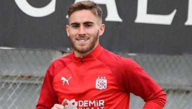 """Beşiktaşlı Tyler Boyd Sivasspor'a veda etti! """"Teşekkürler Sivasspor"""""""