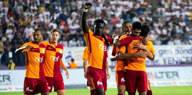 Galatasaray festivali