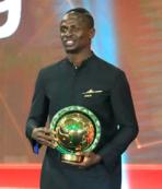 2019'un en iyi Afrikalı futbolcusu Sadio Mane