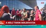 A Milli Takım Moldova'da
