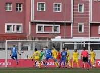 MKE Ankaragücü - Bodrumspor maçından kareler