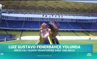 Luiz Gustavo Fenerbahçe yolunda