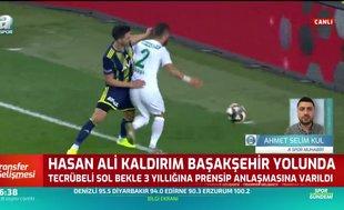Hasan Ali Kaldırım'ın yeni takımı belli oldu!