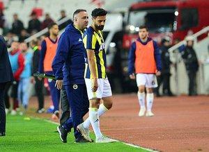 Mehmet Ekici'den sakatlık itirafı!