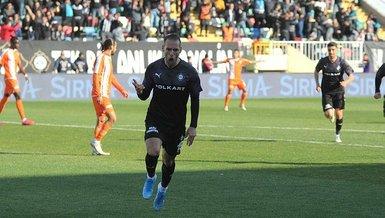 Altay'ın golcüsü Paixao rekora doymuyor! Yeni hedefi...