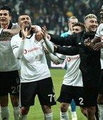 Beşiktaş Burak Yılmaz ile güldü
