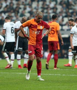Derbi öncesi Galatasaray'da şok istatistik!