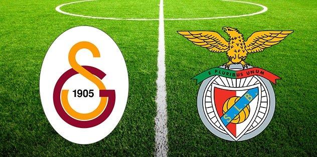 Galatasaray - Benfica maçı ne zaman saat kaçta hangi kanalda?