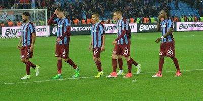 Yenilmezlik serisi Beşiktaş'la bitti