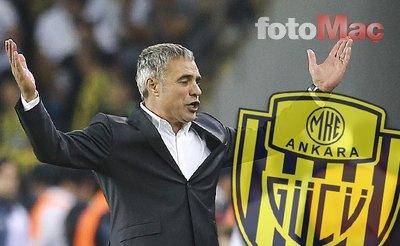 Fenerbahçe'de ilk 11'e Alanyaspor neşteri! Ankaragücü karşısında...