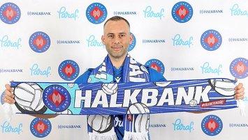 Halkbank eski oyuncusu Selçuk Keskin'i aldı!