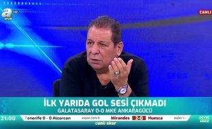 Erman Toroğlu: Ömer Bayram Galatasaray'ın futbolcusu değil