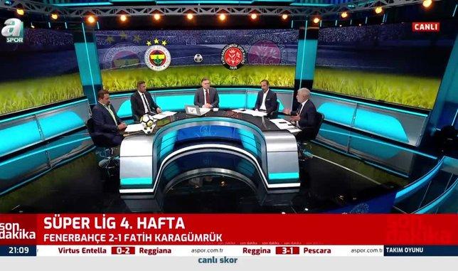 Son dakika Fenerbahçe haberi: Gürcan Bilgiç'ten flaş sözler!