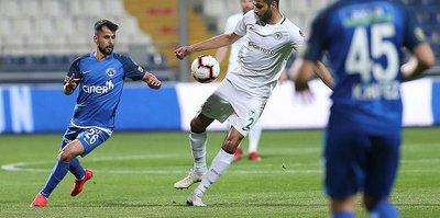 Kasımpaşa 1-1 Konyaspor | MAÇ SONUCU (ÖZET)