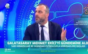 Ender Alkan: Balotelli Beşiktaş'ta leblebi gibi gol atar