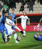 Kasımpaşa Çaykur Rizespor maçı hazırlıklarına başladı